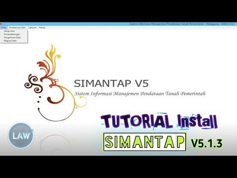 Tutorial Install Aplikasi Simantap Operatorbmn Simantap Tutorial Youtube