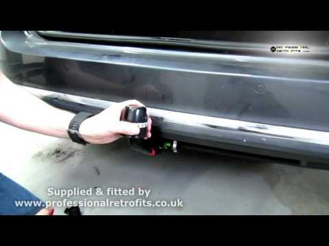 VW Passat Westfalia Detachable Towbar fitted coventry