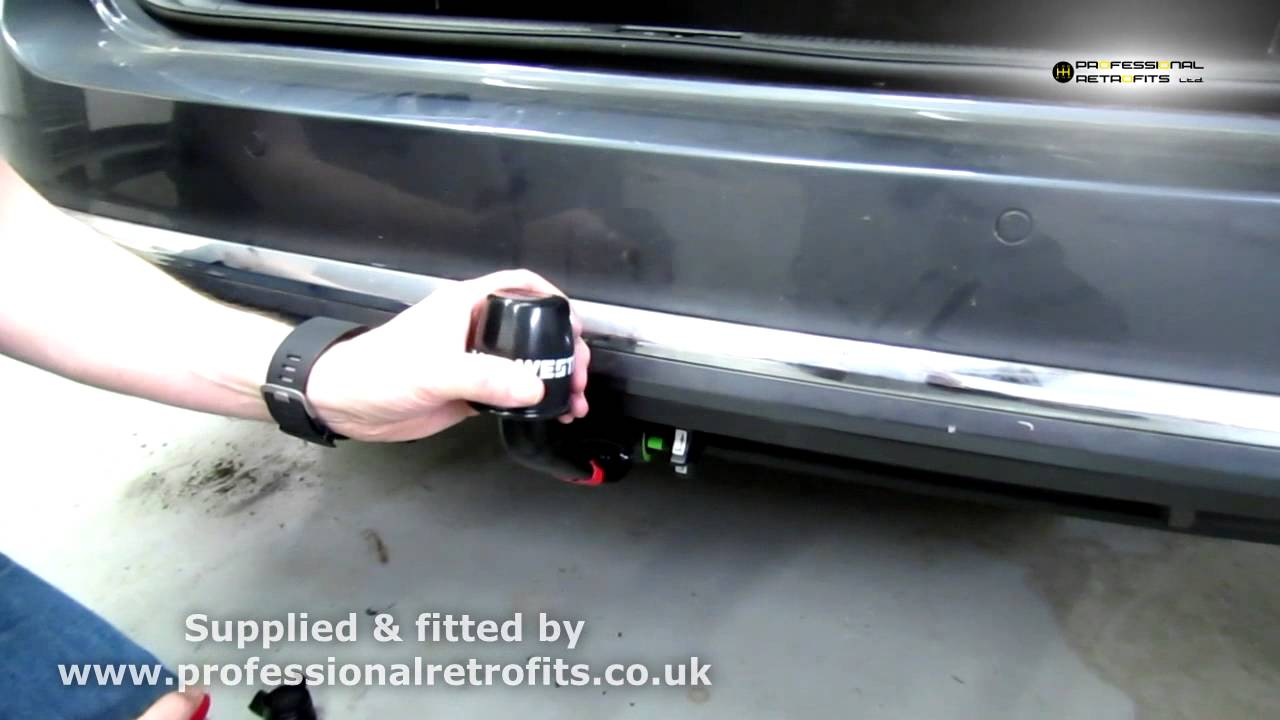 vw passat westfalia detachable towbar fitted coventry. Black Bedroom Furniture Sets. Home Design Ideas