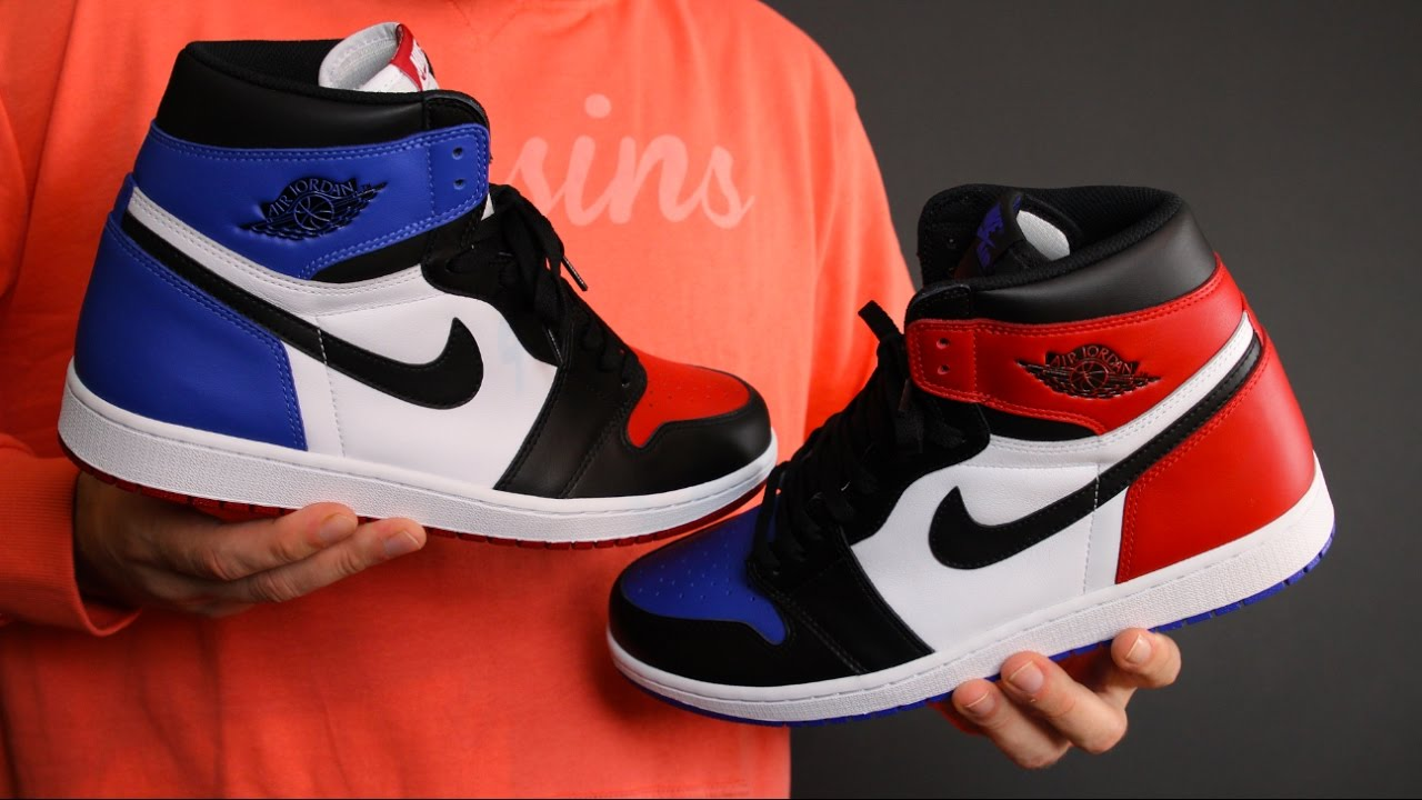 Jordan 1 top 3 the best shoes jordan brand ever sent me youtube - Photos of all jordan shoes ...