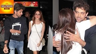 Hrithik Roshan Celebrates Birthday With Ex Wife Sussane | Bollywood Asia