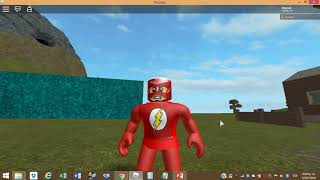like being flash in roblox without robux