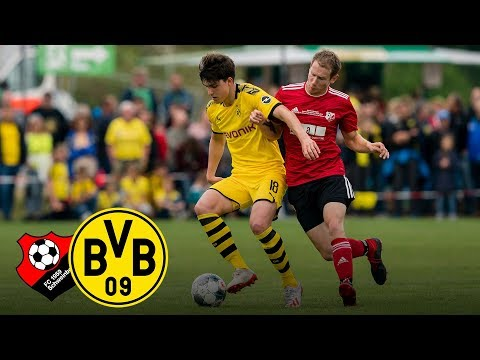 Goal Fest in BVB Friendly | FC Schweinberg vs. BVB 0-10 | All Goals and Highlights