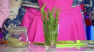 видео Розмарин: применение в кулинарии