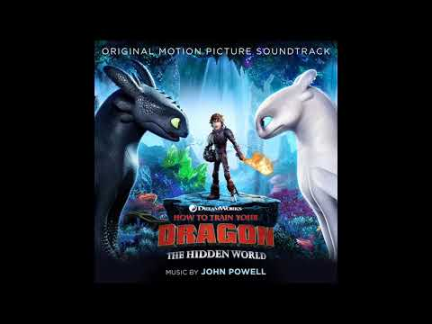 Once There Were Dragons - How to Train Your Dragon The Hidden World John Powell OST