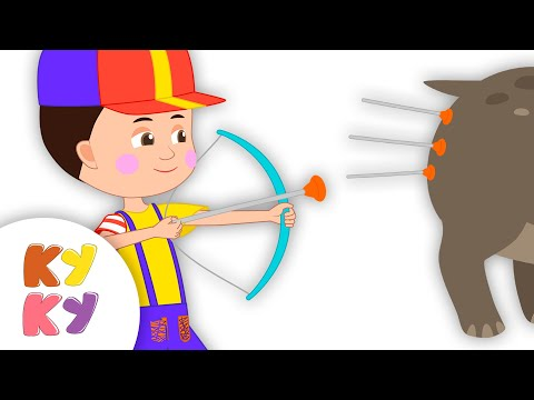 МЕТКИЙ СТРЕЛОК или МАЗИЛА - Мультики Кукутики - Новинка для малышей