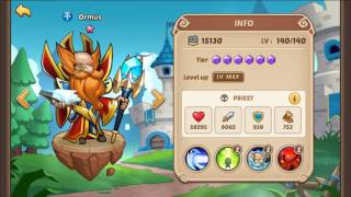 Idle Heroes - Private Server Meta / Best Faction To Spend Orbs!