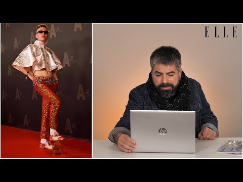 Maurice Munteanu comentează ținutele purtate de artiști și influenceri la The Artist Awards