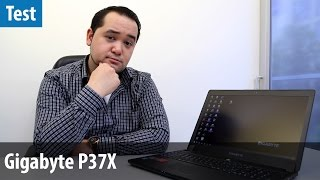 gaming notebook gigabyte p37x mit gtx 980m im test   deutsch german