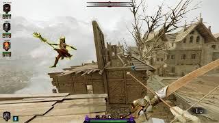 Warhammer  Vermintide 2 - Halescourge - Legend Difficulty