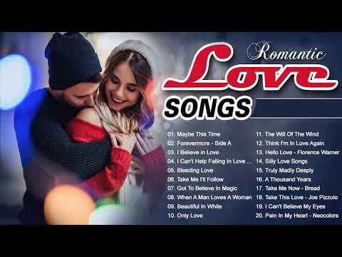 Most Old Beautiful Love Songs Of 70s 80s 90s - Greatest Romantic Love Songs About Falling In Love