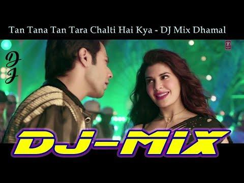 DJ MIX Chalti Hai Kya 9 Se 12 Full Song   Judwaa 2   Varun   Jacqueline   Taapsee