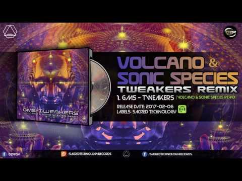 G.M.S — Tweakers (Volcano & Sonic Species Remix)