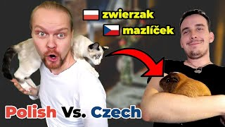Polish Czech Conversation | Our Pets | Slavic Languages Comparison