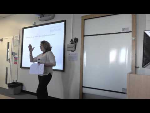 Big Data & Digital Futures: Sociology Prize Winner's Event @ the BSA Annual Conference 2015 - Part 1