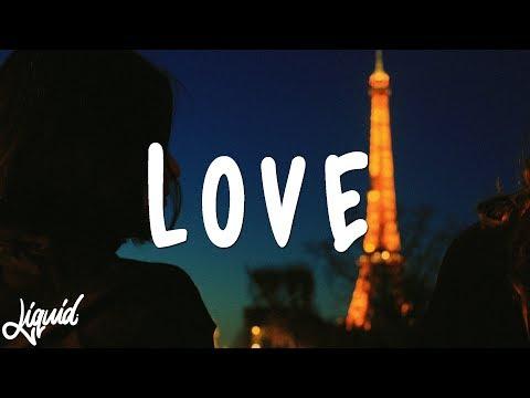 Kendrick Lamar - LOVE. Ft. Zacari (Chill Remix)