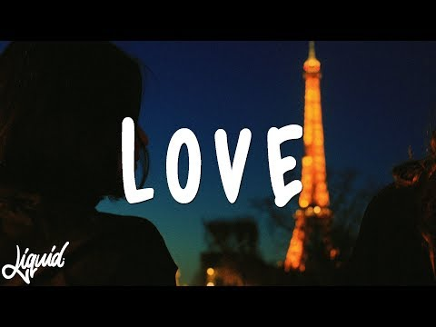 Kendrick Lamar - LOVE. ft. Zacari (Chill...
