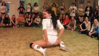 Repeat youtube video 2014 WHITE GIRL TWERKING competition