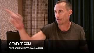Tom Cavanagh THE FLASH Interview Comic Con HD