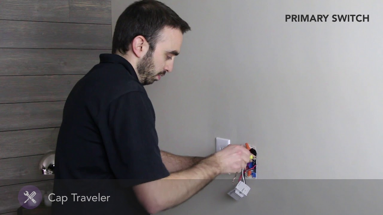 Pro Support Wall Switch Dimmer 3 And 4 Way Setup Youtube