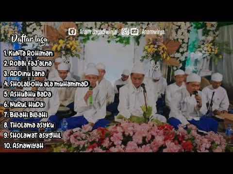 Al Mubarok qudsiyyah full terbaru    sholawat terbaru