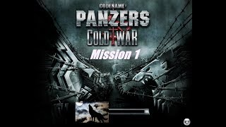 Codename Panzers Cold War deutsch Mission 1