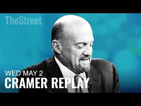 Jim Cramer on Apple, Yum! Brands, Yum China and Trade Worries Mp3