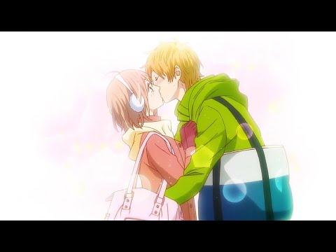 Мой ТОП-10 лучших и самых эпических романтических аниме поцелуев
