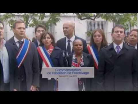 "Christiane Taubira refuse de Chanté ""La Marseillaise"""