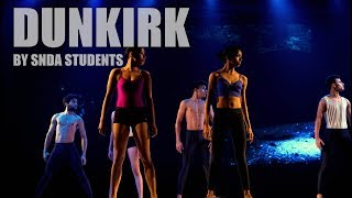DUNKIRK | THE MOLE | CONTEMPORARY | DANCE | CHOREOGRAPHY | SNDA | SPARK 2018