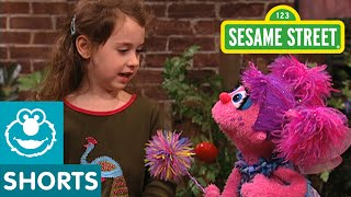 Sesame Street: Abby And Elizabeth Talk About Pets