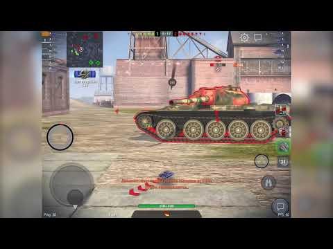 Обзор FV217 Badger Wot Blitz по первому впечатлению