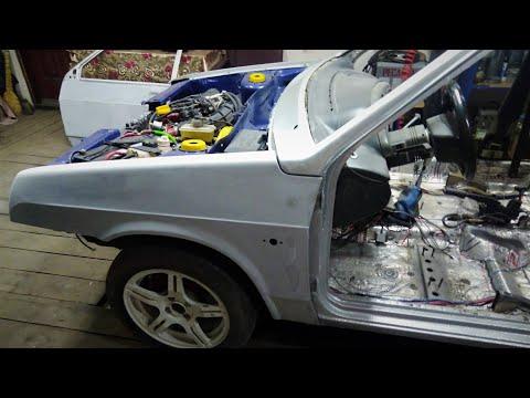 Как убрать ржавчину с кузова автомобиля на всегда...Почему гниет или ржавеет ВАЗ и другие автомобили