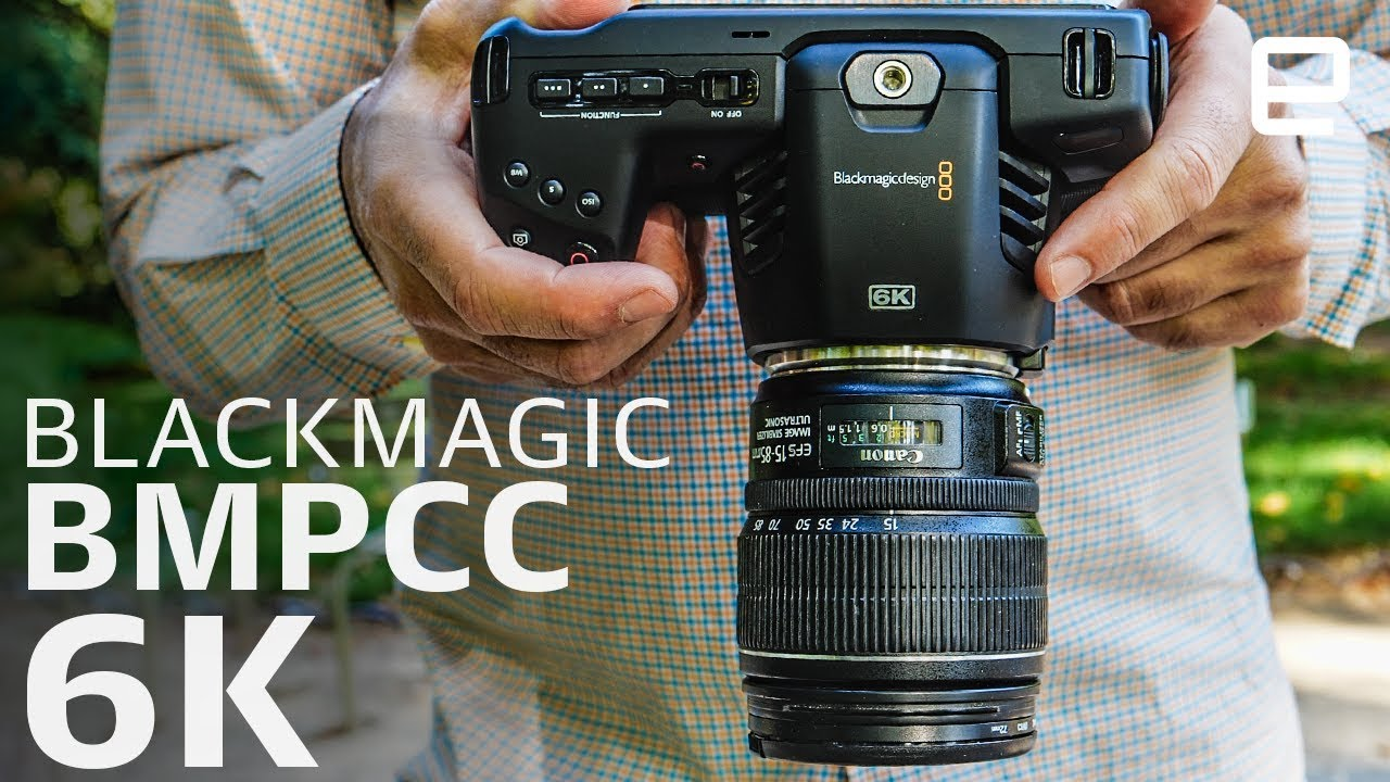 So We Kind Of Love The Blackmagic Design Pocket Cinema Camera 6k Right Creative Planet Network