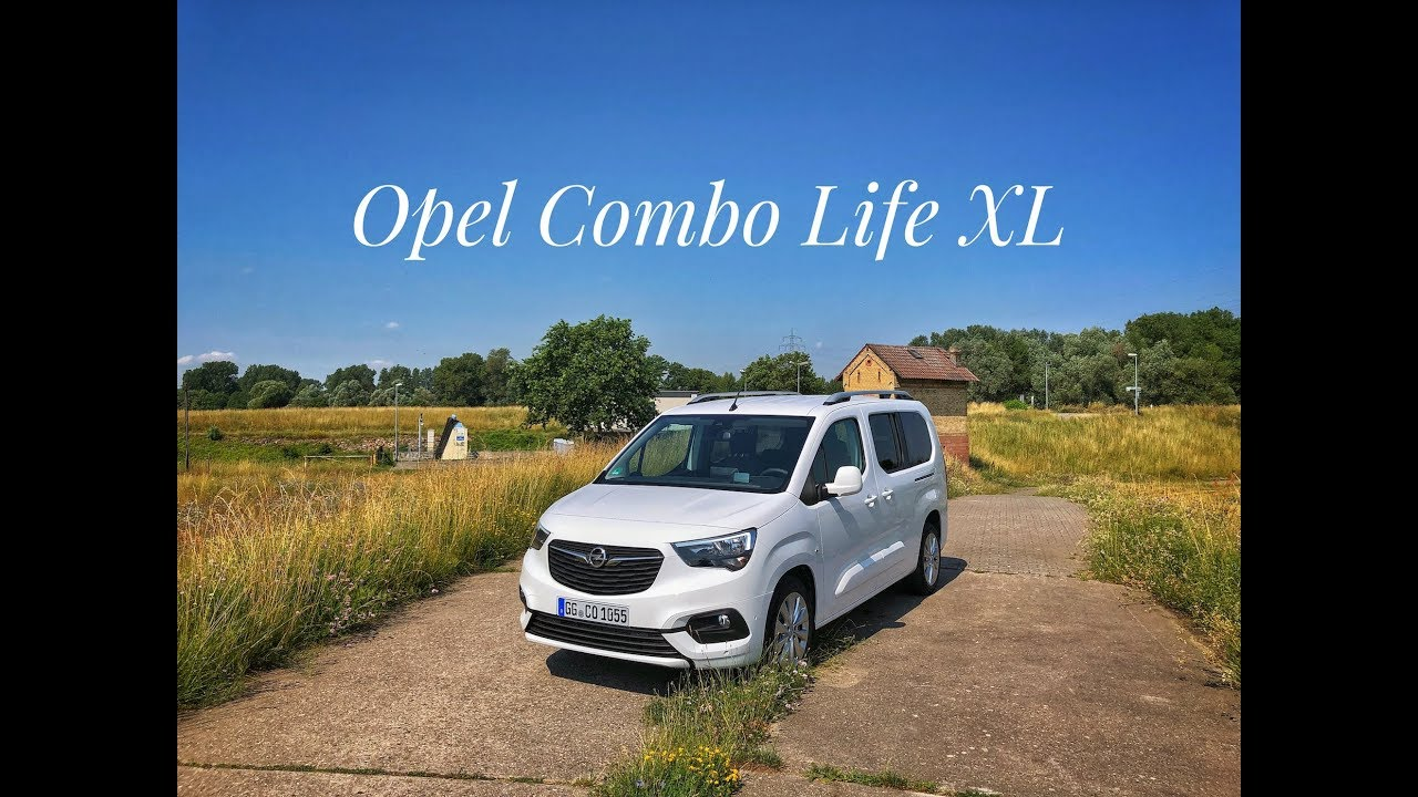 opel combo life xl edition 1 2 turbo 7 sitzer pov drive. Black Bedroom Furniture Sets. Home Design Ideas