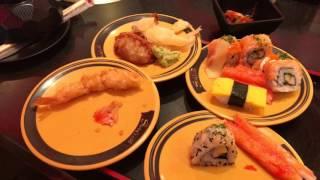 Таиланд Пхукет ресторан японской кухни ешь сколько сможешь целый час