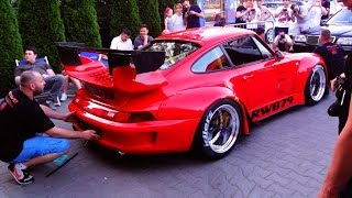 Porsche RWB 911 - Akira Nakai San builds two cars in Poland