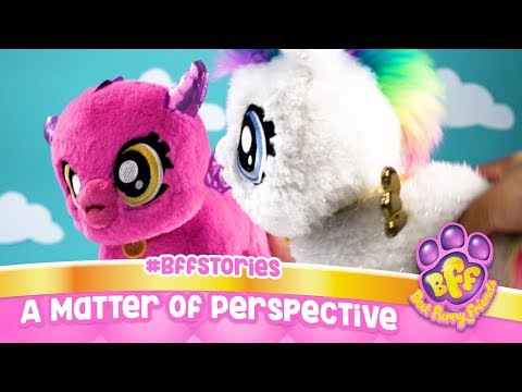 A Matter of Perspective #BFFStories - Best Furry Friends | Webisode | Videos for Kids