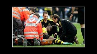 Dernières nouvelles | Borussia Dortmund, fracture de la cheville pour Batshuayi ? | Goal.com