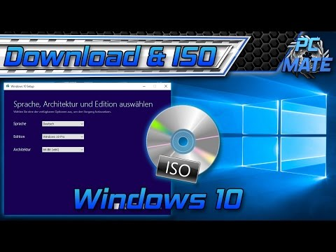 Windows 10 Installieren, Download & ISO Erstellen [DEUTSCH]