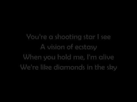 Rihanna   Diamonds Testo.