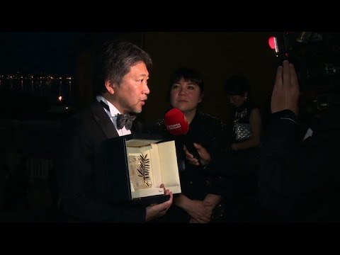 Japan wins Cannes top prize with