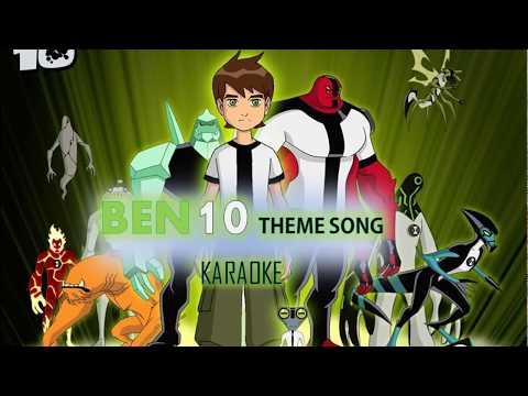 Ben10 Theme Song Lyrics Karaoke