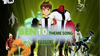 Ben10 Theme Song Lyrics Karaoke