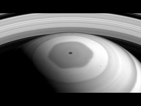 Saturn's Electric Hexagon | Space News