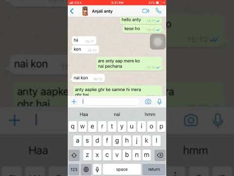 Hot horny chat