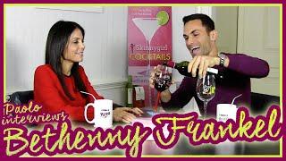 """Bethenny Frankel on her return to RHONY & her new book """"SkinnyGirl Cocktails"""""""
