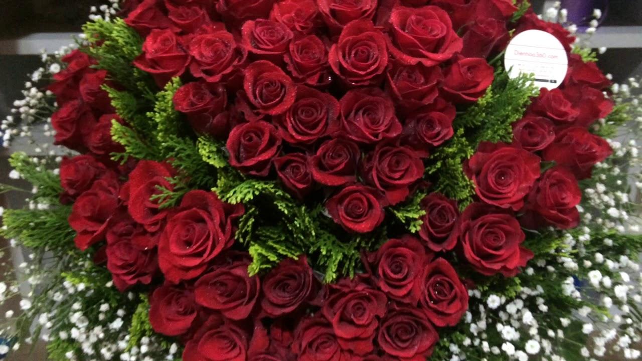 Mẫu hoa sinh nhật đẹp nhất thế thới | ảnh hoa sinh nhật đẹp nhất thế giới - hoa tươi tặng sinh nhật