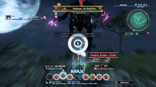 Xenoblade Chronicles X - Nardacyon, the Shadowless On Foot Solo (Defensive Stance Assault Rifle)
