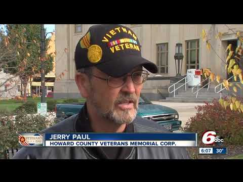 Veteran is hoping to build a memorial for female veterans from Indiana